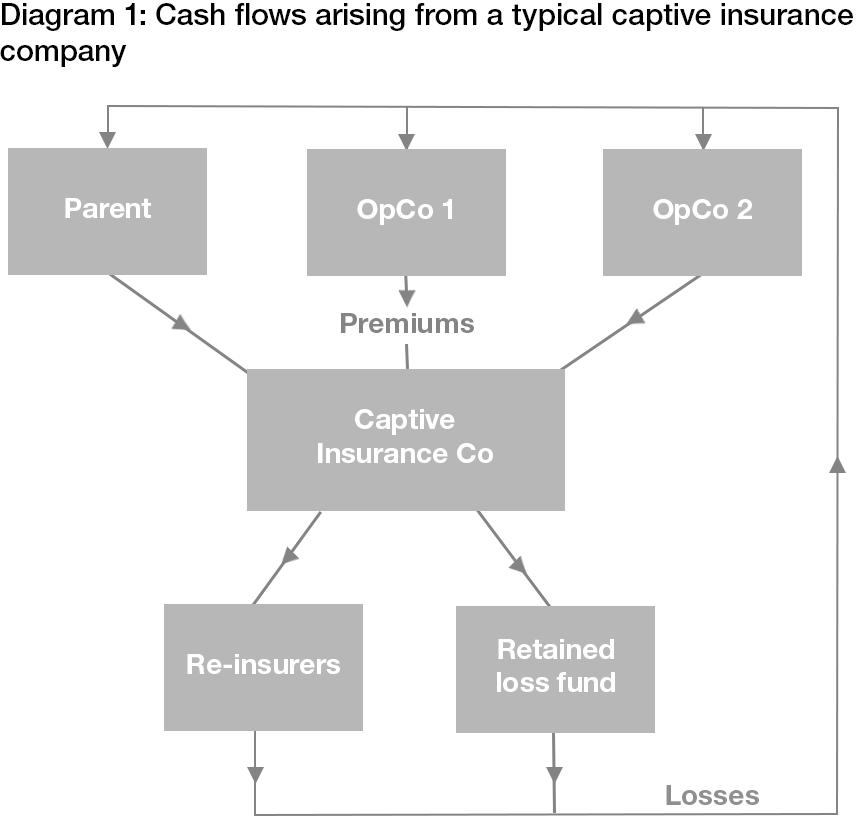 Captive Insurance Companies Treasury Today