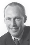Portrait of Hans Cobben