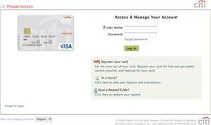 Citibank Prepaid Login >> Citi S Prepaid Card Solutions Treasury Today