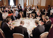treasurytoday Adam Smith Awards 2009: the awards lunch