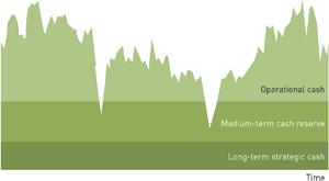 Chart 5: Cash balance