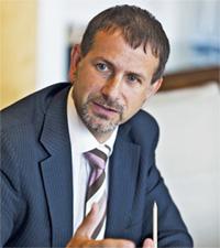 Portrait of Alan Ainsbury