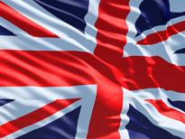 Photo of UK flag