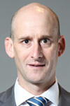 Portrait of James Badenach, International Tax Services Leader, Asia Pacific Financial Services, EY