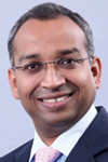 Portrait of Sandip Patil, Asia Pacific Global Liquidity and Investments Head, Treasury and Trade Solutions, Citi