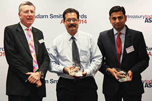 Best in Class Benchmarking, Winner – Mr K V Hariharan, Amway India Enterprises and Saurabh Gupta, Citi.