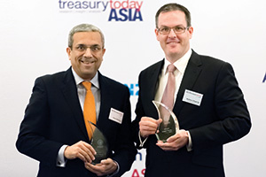 Judges' Choice, Winner – Vishnu Shahaney, ANZ and Matthew Fitzgerald, Sandfire Resources