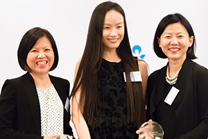 Best Liquidity Management Solution, Highly Commended – Nyet-Sian Kiew and Judy Lee, Cargill Asia Pacific Treasury Ltd, Lillian Sim, J.P. Morgan