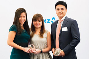 Best in Class Benchmarking, Highly Commended – Lindsay Lim and Earlene Ng Sok-Eng, Fortescue Metals Group Ltd, Vijay Shankar, ANZ