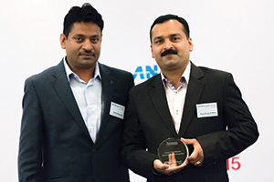 Best in Class Benchmarking, Highly Commended – Bikash Mukherjee and Surya Prakash Misra, Amway India Enterprises