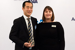 Harnessing the Power of Technology, Highly Commended – Ian Ko, Charter Hall Group