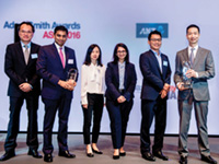 Adam Smith Awards Asia Top Treasury Team 2016
