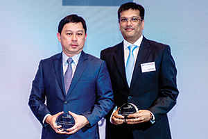 Best Liquidity Management Solution, Highly Commended – Lim Boon Kiat, Concordia Agritrading and Adesh Sarup, ANZ.