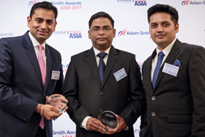 Best Solution in India, Highly Commended Winner – Saurabh Gupta, Citi, Saleem Qidwai and Praveen Juyal, Amway India Enterprises Pvt Ltd.