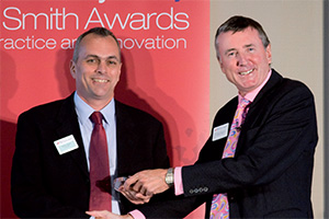Best SEPA Solution, Highly Commended – Martin Wilson, Richard Parkinson.