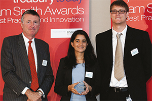 Harnessing the Power of Technology, Highly Commended – Richard Parkinson, Tara Mathew and Jason Debolt from Google collecting on behalf of Brent Callinicos.