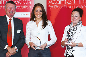 One to Watch, Winner – Richard Parkinson, Neslihan Yakal and Melis Tosun Arslan, TEB.