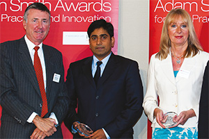 One to Watch, Highly Commended – Richard Parkinson, Ashraf Jagirdar and Barbara Harrison, Citi.