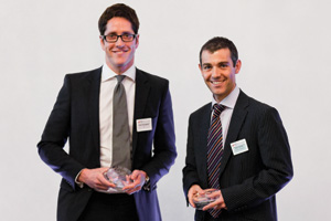 Global Liquidity Management, Highly Commended – Peter Cunningham, Citi and Peter Cowling.