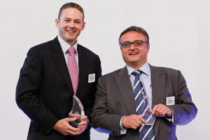 Working Capital Management/Financial Supply Chain, Winner – Mark Tweedie, Citi and Neil Garrod.