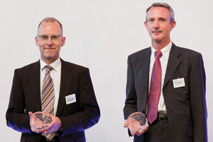 Working Capital Management/Financial Supply Chain, Highly Commended – Martin Schlageter and Bernhard Henseler, Deutsche Bank.