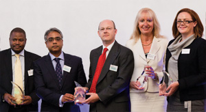 Payables and/or Receivables Solutions, Winner – Rweyunga Kazaura, Standard Chartered, Arun Abraham and Stuart Corbin, Barbara Harrison, Citi and Cara Hanrahan, J.P. Morgan.