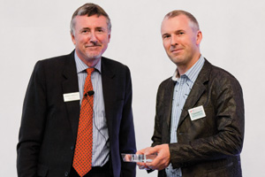 Best Corporate Debt Solution, Winner – Richard Parkinson and Mark Wyllie, VP Corporate Finance.