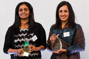 Best Emerging Markets Solution, Winner – Shobha Nair and Swati Mitra, Citi.