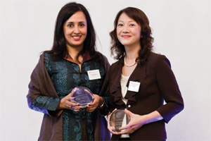 Treasury Today in China, Highly Commended – Swati Mitra, Citi and Winnie Li.
