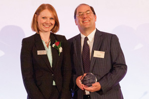 Best Financing Solution, Highly Commended – Eleanor Hill and Rick Martin, Virgin Media.