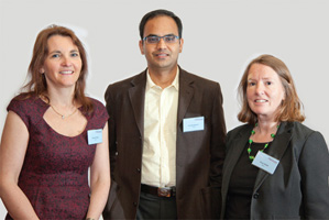 Best Process Re-engineering Solution, Winner – Fiona O'Leary, Raj Ramapatna and Susan Webb.