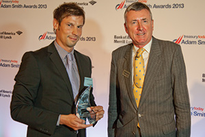 Best Process Re-engineering Solution, Winner – Damjan Stukelj, adidas Group and Richard Parkinson.