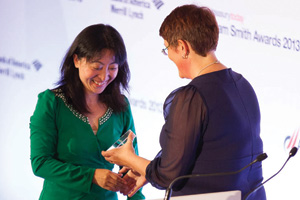 Asia Pacific Regional Award for Best Practice, Highly Commended – Linda Zhang, Honeywell and Joy Macknight.