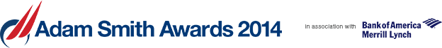 Treasury Today Adam Smith Awards 2014 in association with Bank of America Merrill Lynch