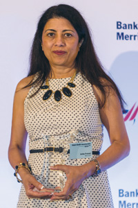 Portrait of Anita Prasad