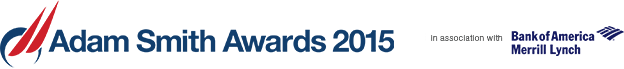 Treasury Today Adam Smith Awards 2015 in association with Bank of America Merrill Lynch