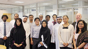 Best in Class Benchmarking, Winner – Emirates Global Aluminium PJSC Treasury Team