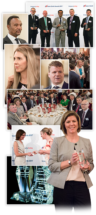 Adam Smith Awards photo montage from 2017