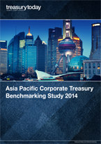 Asia Pacific Corporate Treasury Benchmarking Study 2014