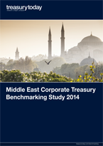 Middle East Corporate Treasury Benchmarking Study 2014