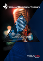 Voice of Corporate Treasury Global Study 2016