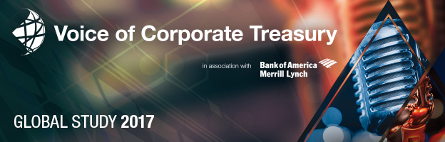 Voice of Corporate Treasury Global Study 2017
