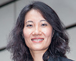 Portrait of Ping Chen, Pfizer