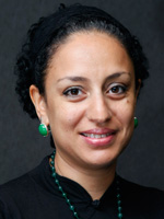 Portrait of Miral Fahmy