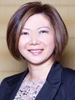Portrait of Christine (Jang) Tan