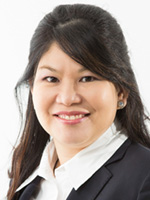 Portrait of Felicia Foong, Nestle