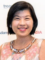 Portrait of Florence Tan