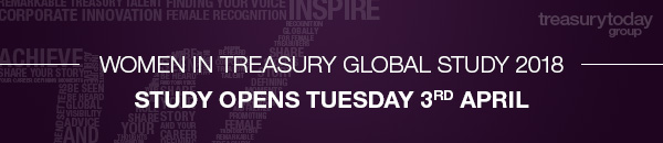 Women in Treasury Global Study 2018 opens on Tuesday 3rd April