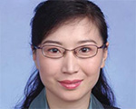 Portrait of Angela Hao, Hewlett-Packard Treasury Centre
