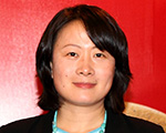 Portrait of Lisa Wang, Anheuser-Busch InBev China